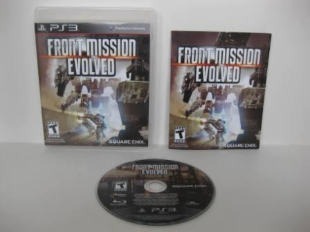 Front Mission Evolved - PS3 Game